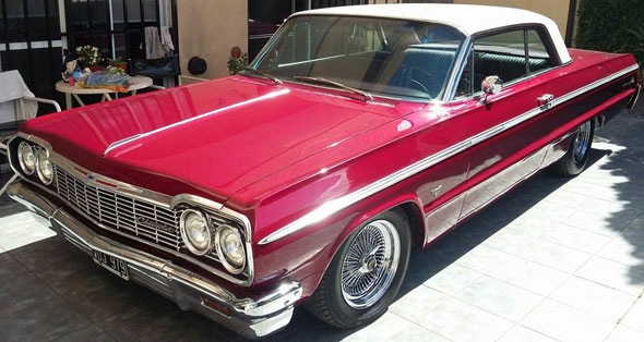 Car Chevrolet Impala 1964