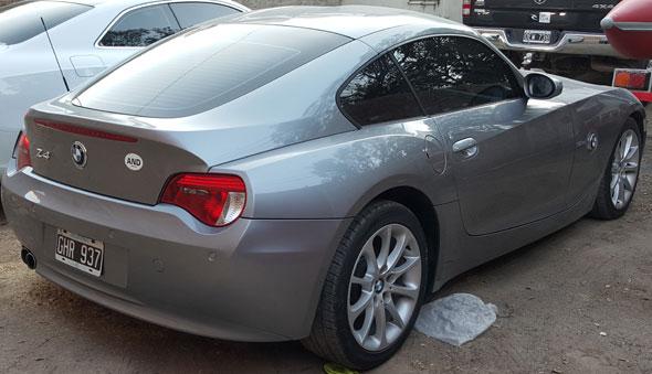 Auto BMW Z4