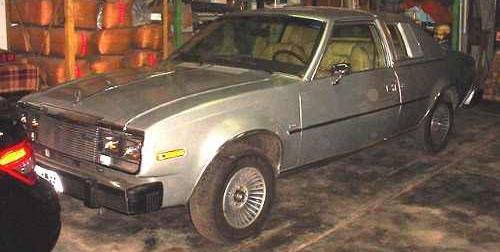 Car AMC Concord