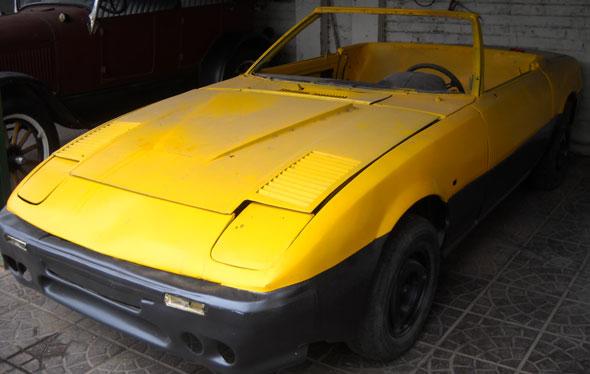 Car Mazda RX7 1981