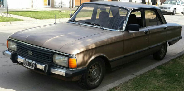 Auto Ford Falcon 1984