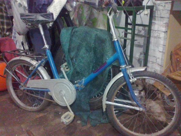 Bike Pegable Bici