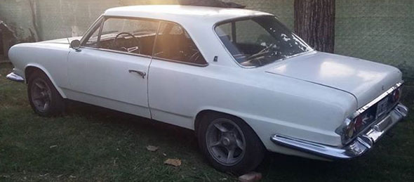 Car IKA Torino TS 1970