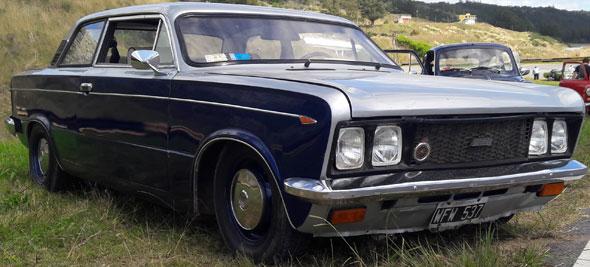 Car Fiat 125
