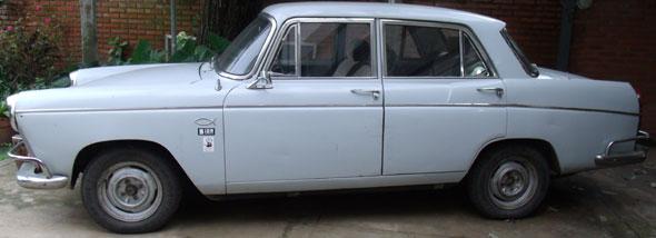 Car Morris 1966