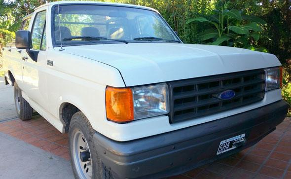 Auto Ford F100 1994