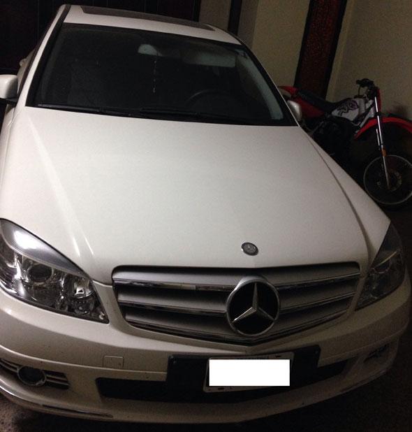 Auto Mercedes Benz C 220 CDI
