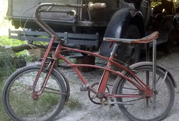 Bike Duemileuno Fiorenza