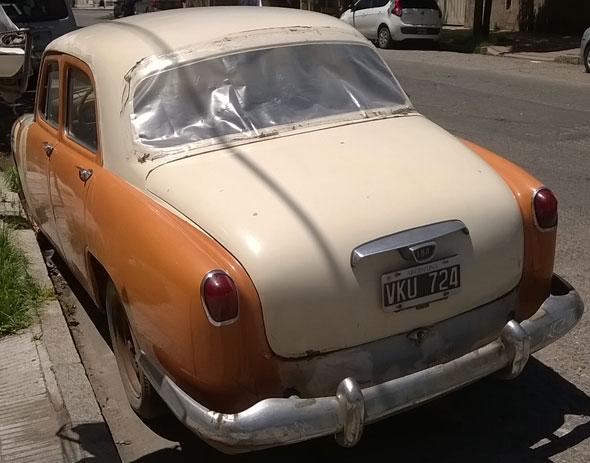 Auto IKA Bergantin