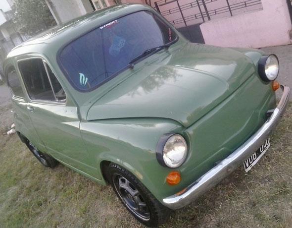 Auto Fiat 600 S 1978