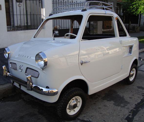 Car Dinarg D200