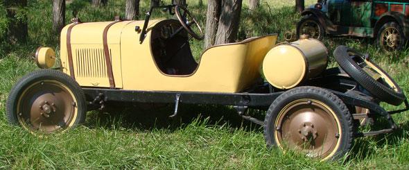 Car Chevrolet Baquet