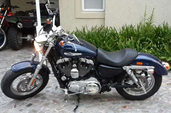Car Harley Davidson Sporter Custom