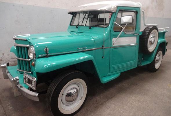 Auto IKA Baqueano 1000 1960