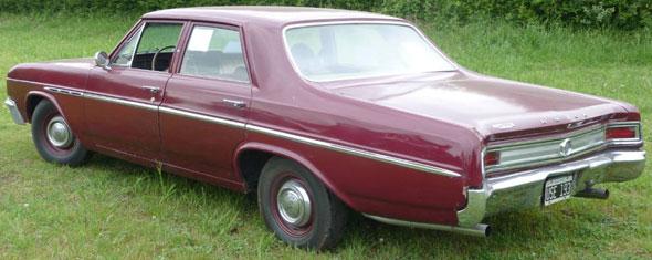 Car Buick Wildcat 310