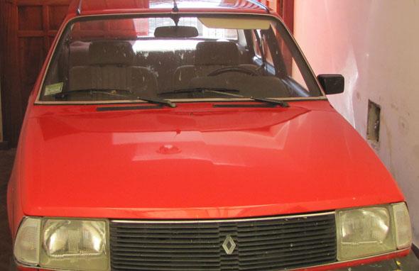 Auto Renault 18 1984