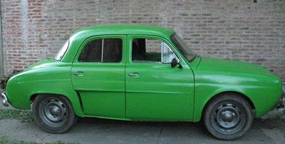 Auto Renault Gordini