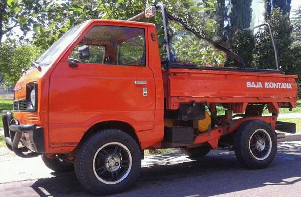 Car Suzuki ST 90 1981