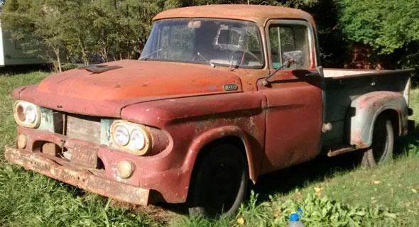 Car Dodge Desoto