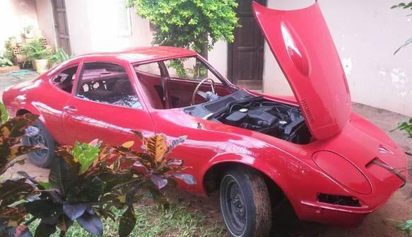 Auto Opel GT
