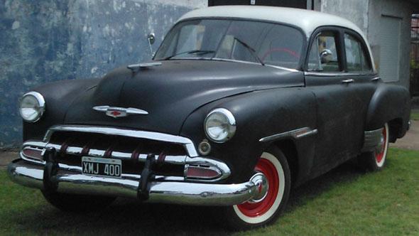 Car Chevrolet 1951
