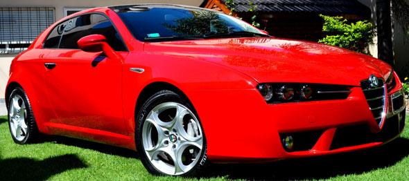 Auto Alfa Romeo Brera V6 3.2 2008