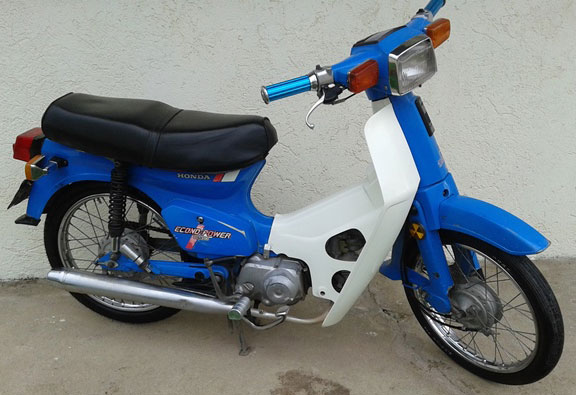 Auto Honda Econo Power C90