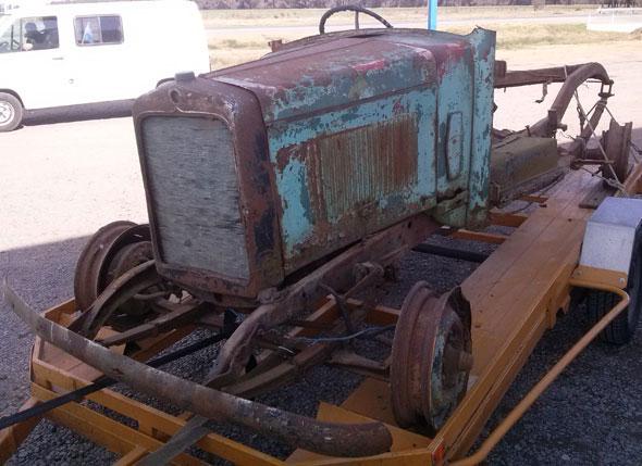 Auto Studebaker Erskine
