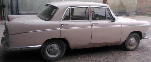 Auto Siam Di Tella 1500