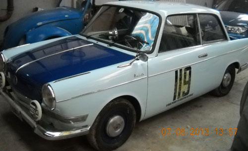 Car Metalmecánica De Carlo 700