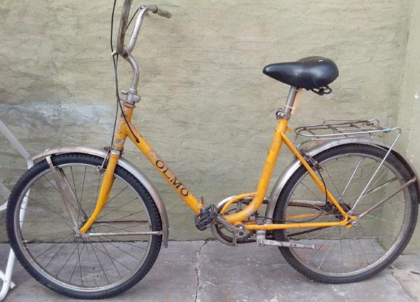 Bicicleta Olmo 24 Pegable