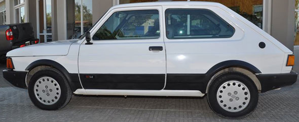 Auto Fiat Spazio TR