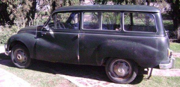 Car DKW Universal