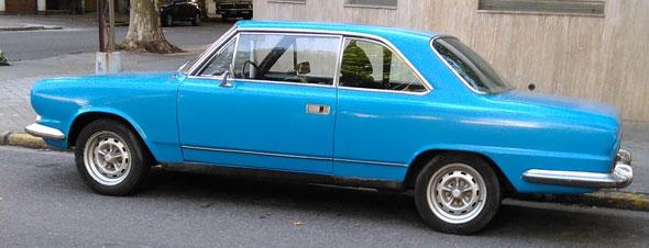 Auto Renault Torino