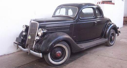 Auto Ford Coup� 5 Ventanas