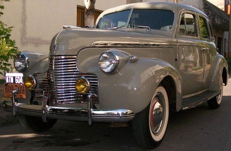 Auto Chevrolet Special De Lujo 1940