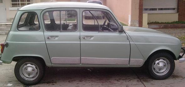 Auto Renault 4