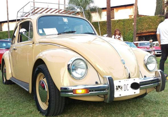 Auto Volkswagen Sedán