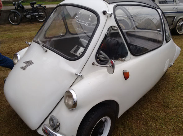 Car Heinkel 1960