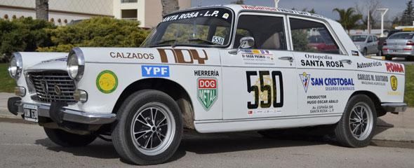 Car Peugeot 404