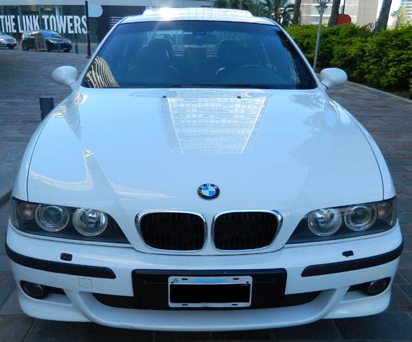 Car BMW M5 E39