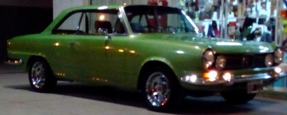 Auto Torino 1972