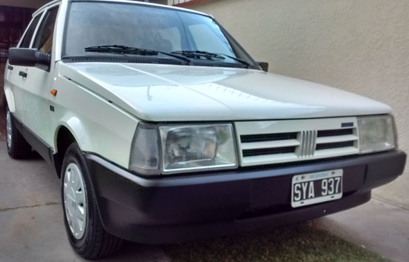 Auto Fiat Regata
