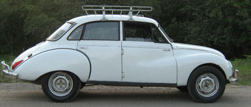 Car DKW 1000S 1965