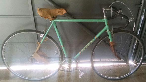 Bike Argentina Bergamasco