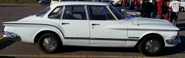Car Chrysler Valiant II