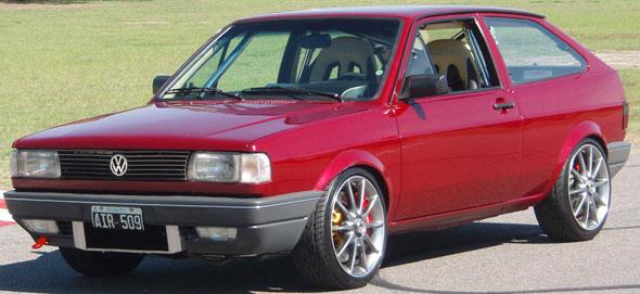 Car Volkswagen Gol GL