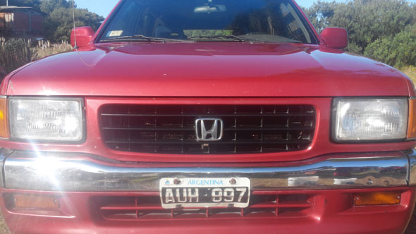 Car Honda Passport