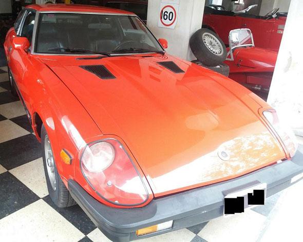 Car Datsun 280 ZX