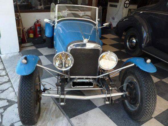 Car Benjamin Roadster